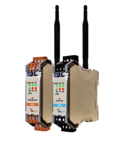 RF Wireless DIN System