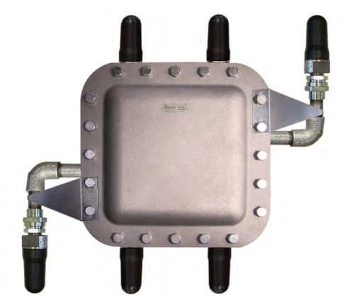 Hazardous Area Access Point Enclosure for Aruba AP-228 and AP-318